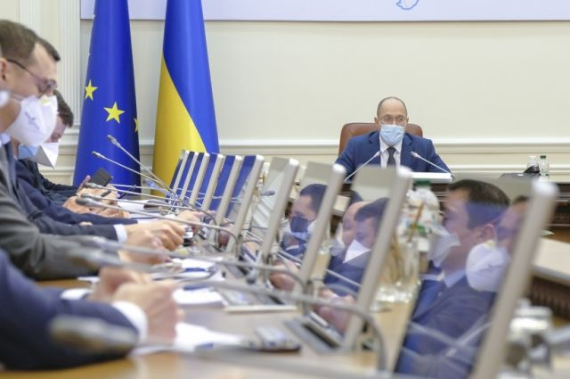 Украина будет покупать сжиженный газ в США
