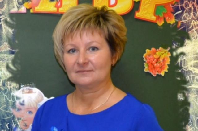Алла Назаренко, учитель начальных классов салехардской средней школы №6.