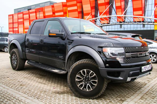 Ford F-Series.