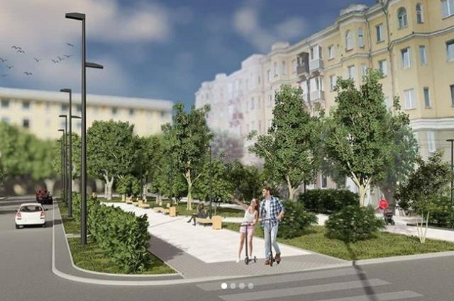 Мэр пообещал, что аналог пр. Мира появится на Красрабе уже в этом году.