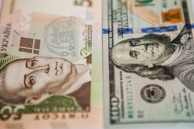 Курс валют на 28 мая: гривна падает