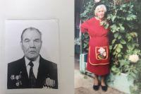 Иван Ильич и Валентина Васильевна Красиковы.