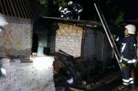 В Днепропетровской области при пожаре погиб мужчина