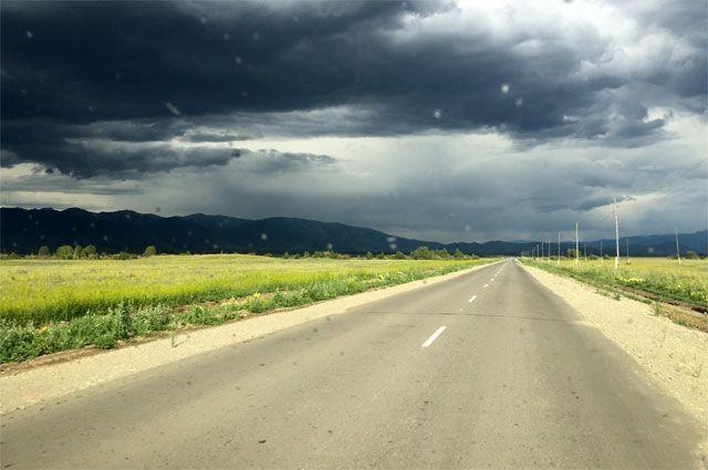 МЧС предупреждает: в Оренбуржье продолжаются майские грозы.