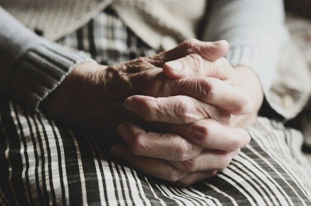 Школьница в Башкирии призвала помочь бабушке, просящей милостыню