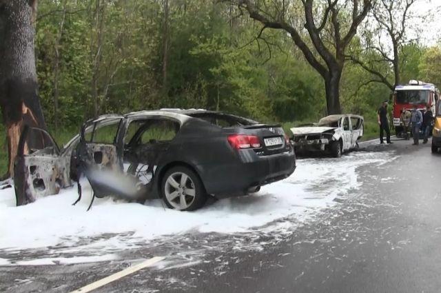 Два человека погибли утром в ДТП на дороге «Калининград – Балтийск»