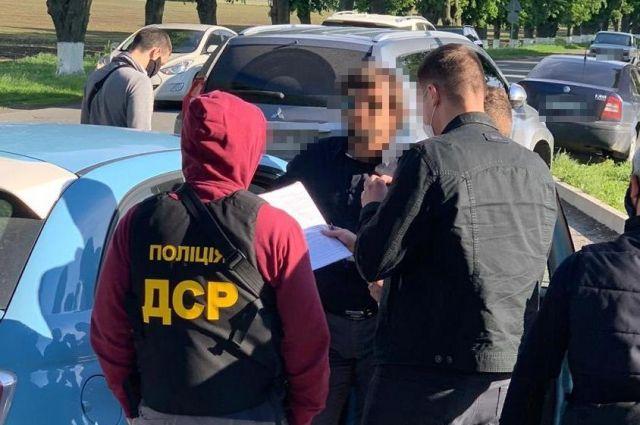 В Киевской области заммэра Борисполя поймали на взятке в 3 квартиры
