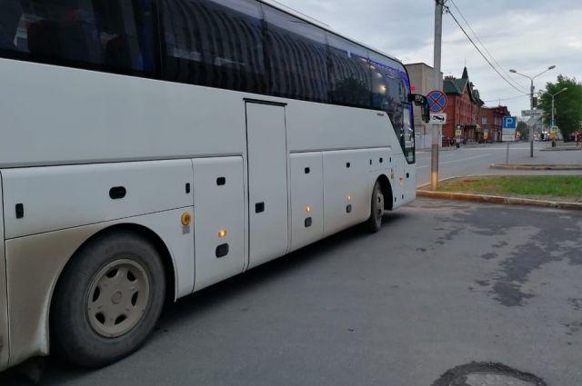 28 мая в Пермь привезли жителей региона, прибывших из Еревана.