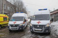 Компания «ФосАгро» закупила для Апатитско-Кировской городской больницы два автомобиля скорой помощи, оборудованные ИВЛ.