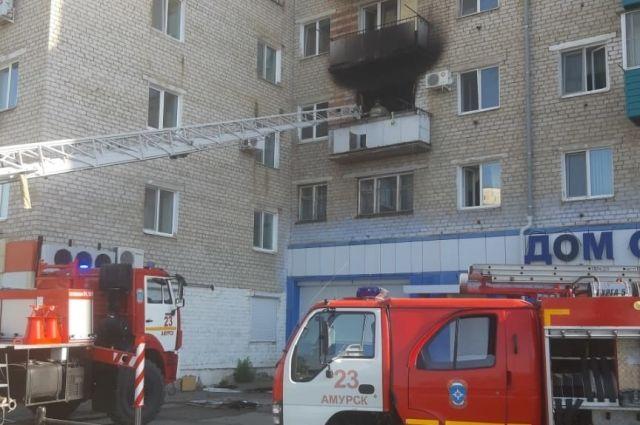 Под Хабаровском при взрыве газа в жилом доме пострадал один человек