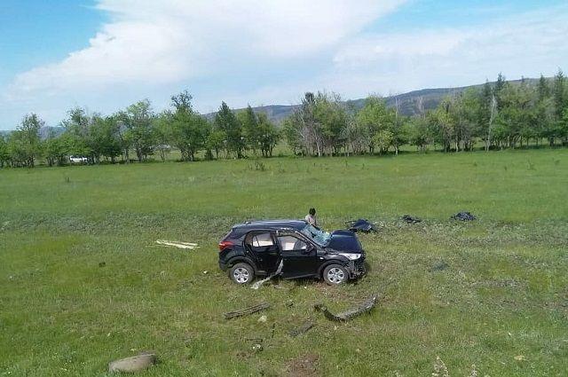 Озвучены подробности ДТП с погибшей девушкой в Башкирии