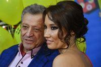 Борис Грачевский с женой Екатериной Белоцерковской.