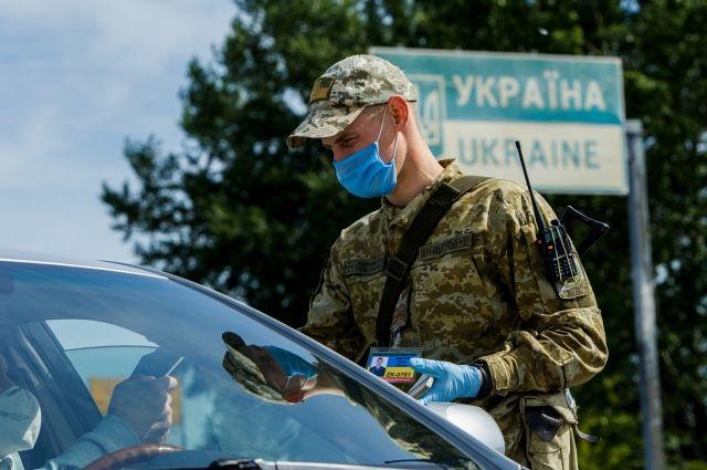 В Украине на границе с Молдовой возобновили работу шесть пунктов пропуска