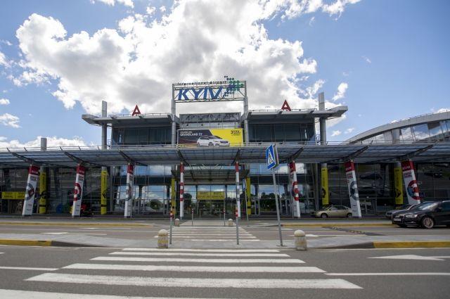#SaveKyivAirport: в Facebook публикуют фото в поддержку аэропорта «Киев»