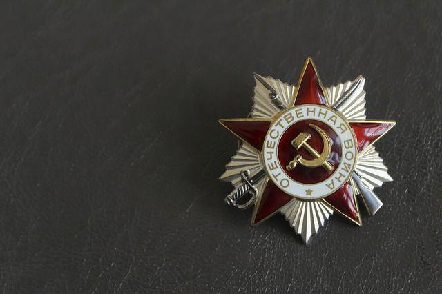 В Тюменской области провели акцию «Звезда Победы»