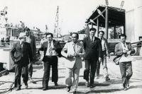В1972 году Нурсултана Назарбаева назначили надолжность секретаря парткома родного для него Карагандинского металлургического комбината.