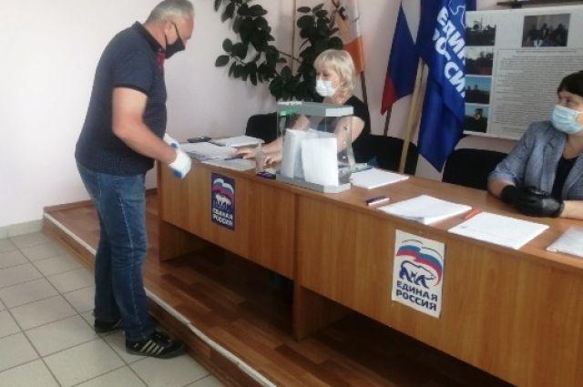 31 мая во всех городах и районах области проходит предварительное голосование.