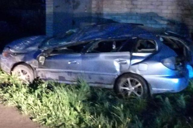 В ДТП также пострадал пассажир автомобиля.