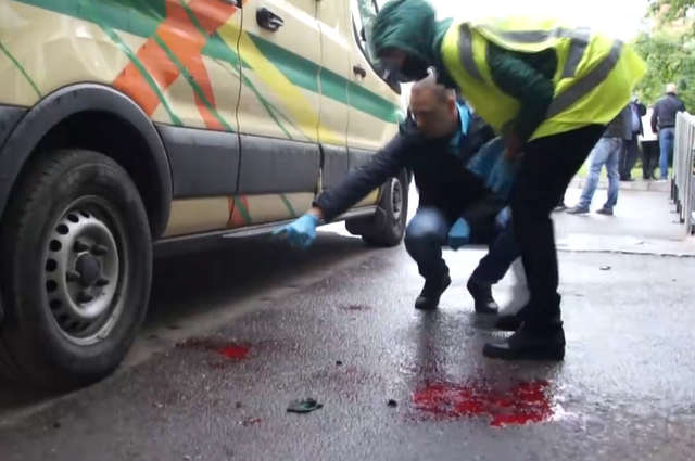 Ограбление инкассаторской машины произошло 30 мая.