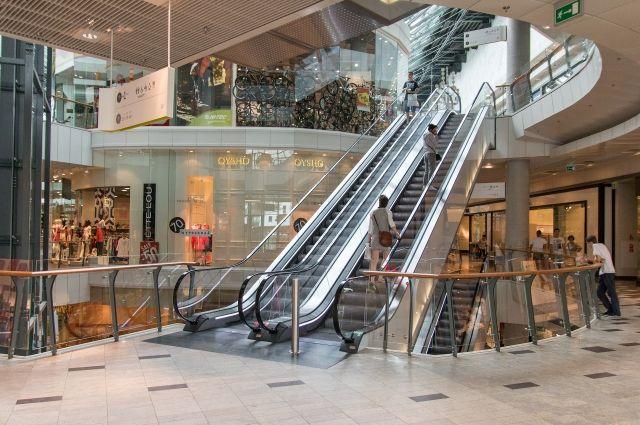 В Башкирии открывают торговые центры только для торговли