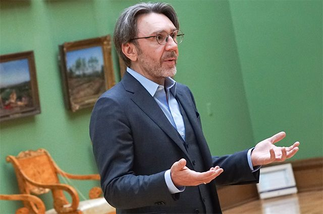 Лидер музыкальной группы «Ленинград» Сергей Шнуров.
