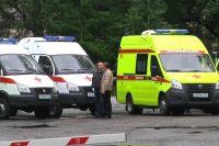 Автомобили предоставлены в рамках контракта ООО «РТ- Скорая помощь».