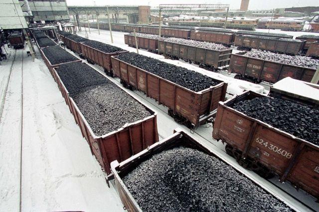 Из-за спада спроса на уголь вывозить его в западном направлении невыгодно.