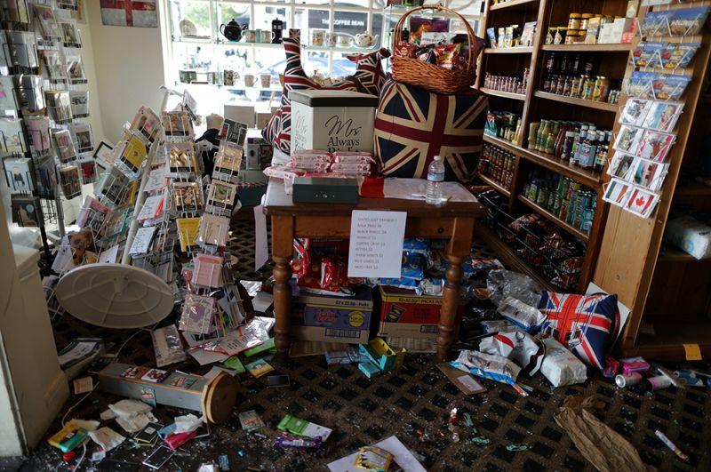 Магазин в Санта-Монике, Калифорния.