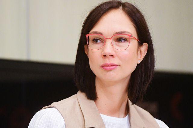 Екатерина Гамова.