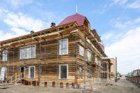 в трех из пяти объектов уже завершили внешнюю реставрацию.