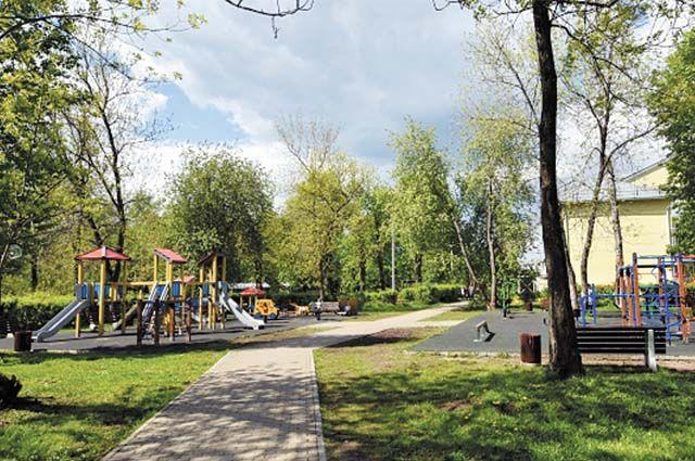 Совместная работа трёх программ, действующих в городе, может решить вопрос обновления дворов в комплексе.