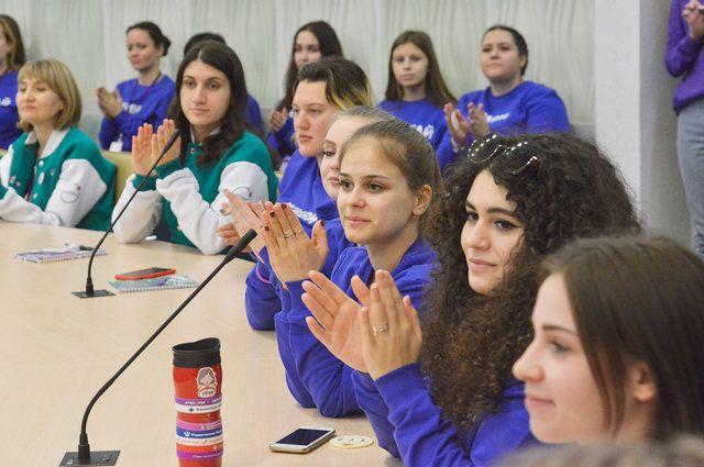 В конце прошлого года в Брянске прошёл первый Всероссийский форум «Поколение Zож», собравший волонтёров со всей страны.