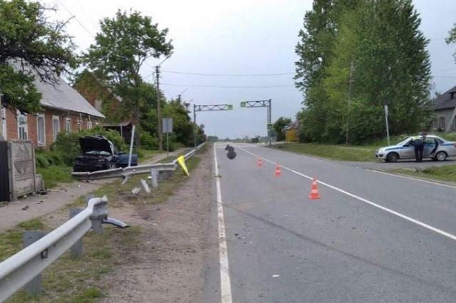 В посёлке Пригородное произошло смертельное ДТП