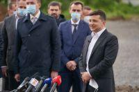 Зеленский презентует инвесторам туристические «магниты» Украины
