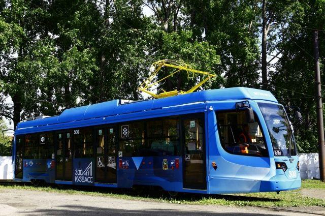 Деньги на приобретение новых трамваев направлены из муниципального и областного бюджетов.
