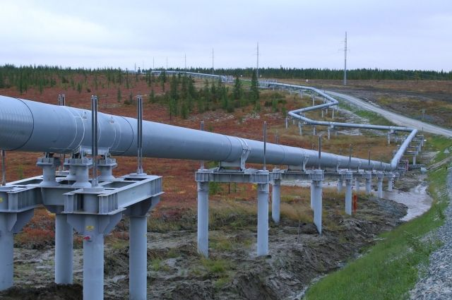 «Транснефть – Сибирь» за время работы приняла в систему 13 млрд тонн нефти