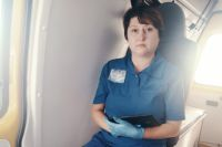 Тюменка рассказала о работе «ковидной» бригады скорой помощи