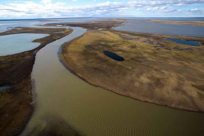 Также организованы воздушные осмотры Норило-Пясинской водной системы.