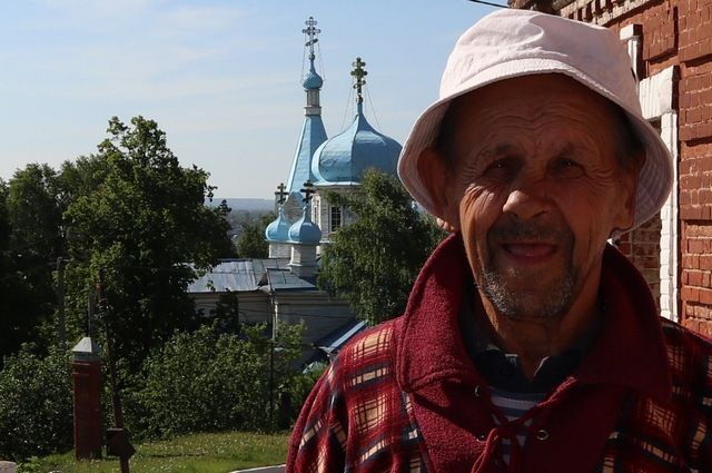 Анатолий Сидоров, из-за которого разгорелся конфликт.