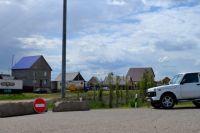 На въезда в Соль-Илецк установлены полицейские посты.