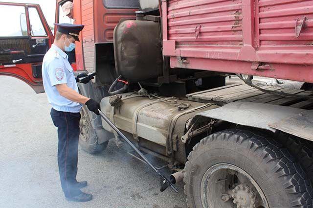 Проверка токсичности выхлопных газов