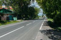В Тюмени на улице Чайковского завершили дорожный ремонт
