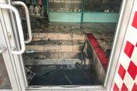 В Полтавской области мужчина сжег бывшую жену заживо посреди магазина
