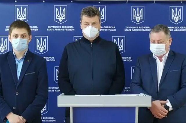 В Житомирской области будут усилены карантинные меры
