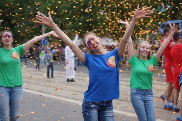 В День России и День города Перми жителям региона разрешено собираться группами до пяти человек.