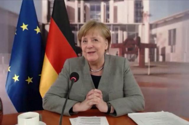 Меркель поддержала инициативы Украины в ТКГ