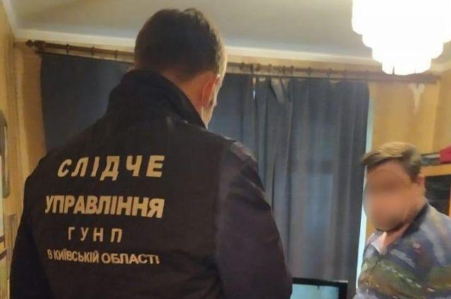 В Киевской области задержаны двое мужчин, распространявших детское порно