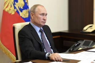Путин заявил, что выход из ограничений должен быть осознанным