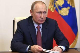 Путин назвал русский язык великим наследием России