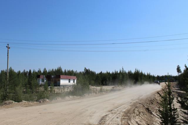 Муниципалитеты ЯНАО обновят десятки километров дорог